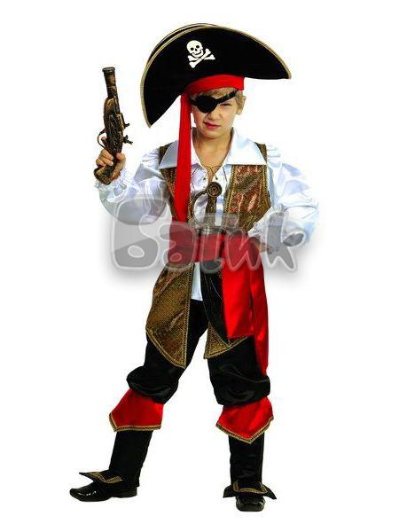 Сшить костюм пирата для мальчика своими руками пошагово