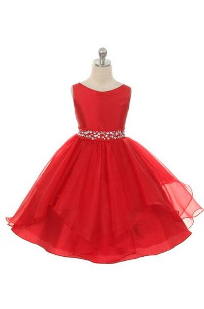 Детские нарядные пышные платья для девочек