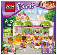 LEGO Friends 41035 Хартлейк Сок-Бар